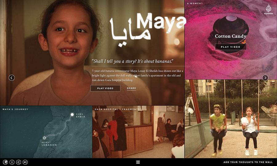 Life on Hold: Maya